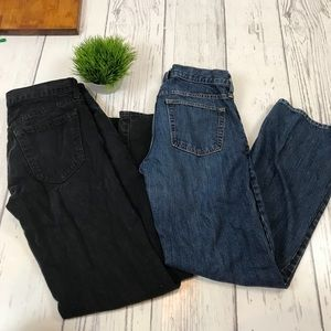 {Old Navy} Jeans (two pair)